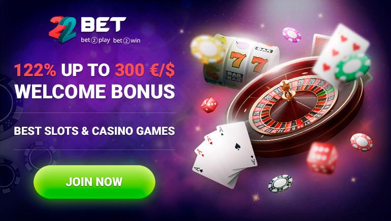 Les Avantages Techniques de 22BET Casino