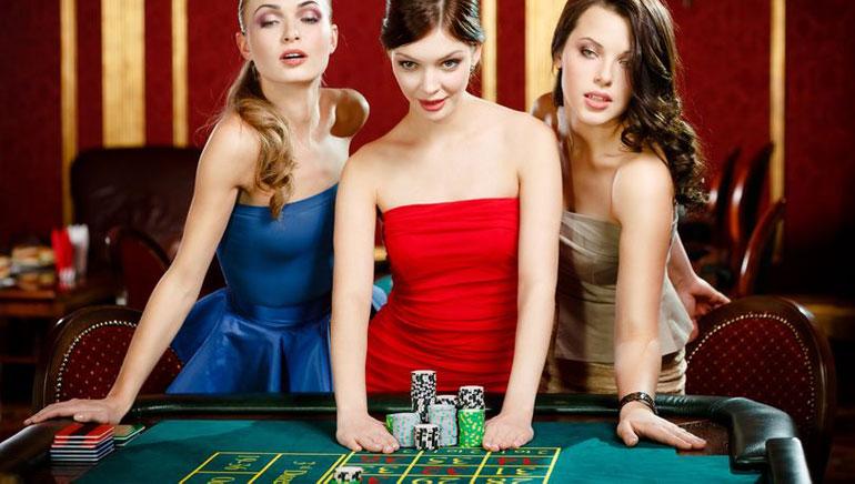 Jeux de casinos pour les filles