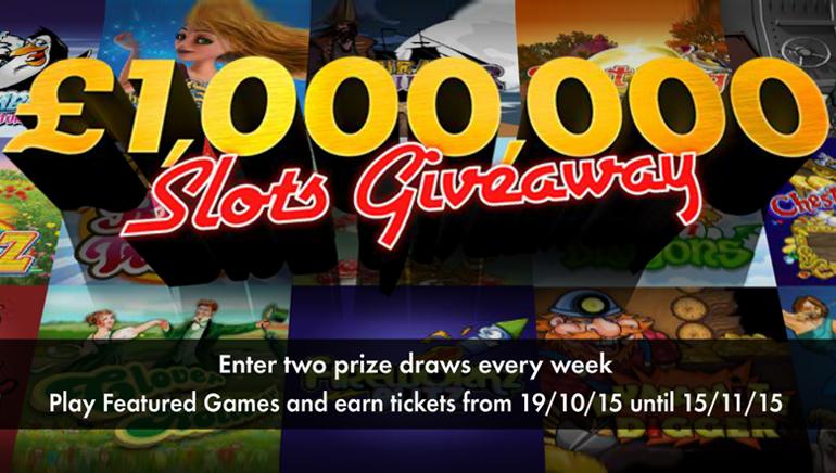 Gagne une Fortune en Participant à la bet365 Casino £1,000,000 / $1,500,000 Donation