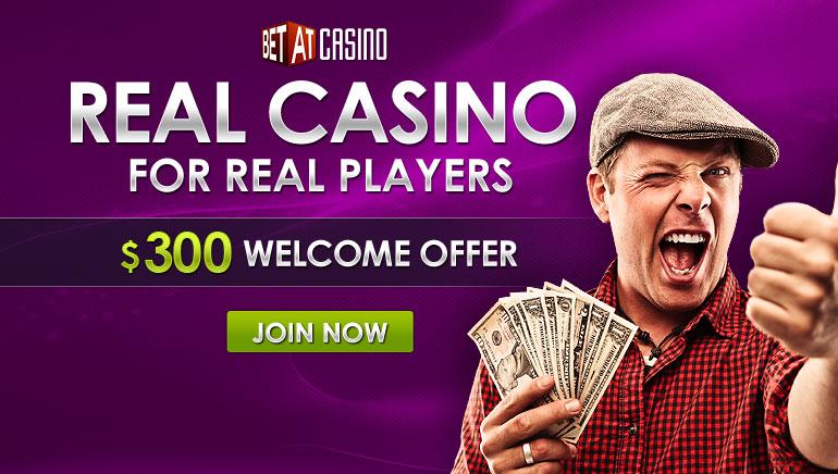300 $ offerts pour les lecteurs d'Online Casino Reports sur Betat Casino