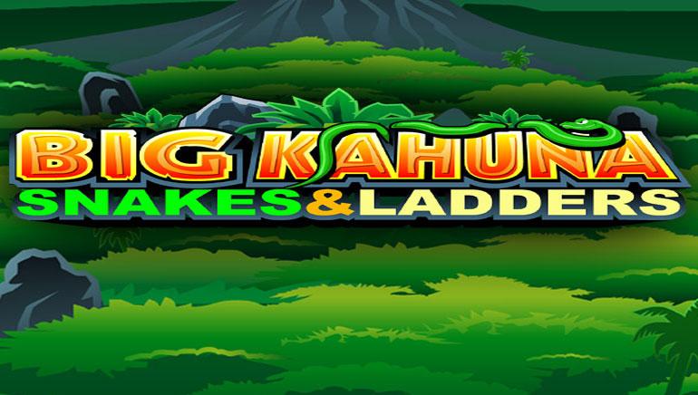 Big Kahuna -L- Snakes & Ladders