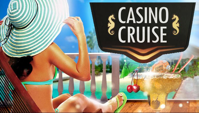Casino Cruise ajoute neuf nouvelles machines à sous en mars