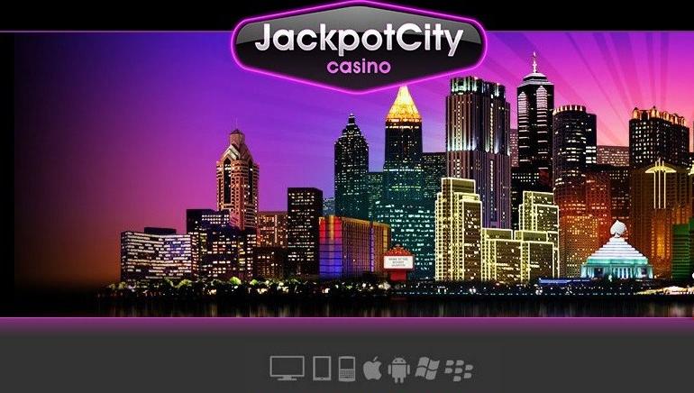 Lancez-vous avec un bonus de bienvenue de 1600€ au Jackpot City Casino