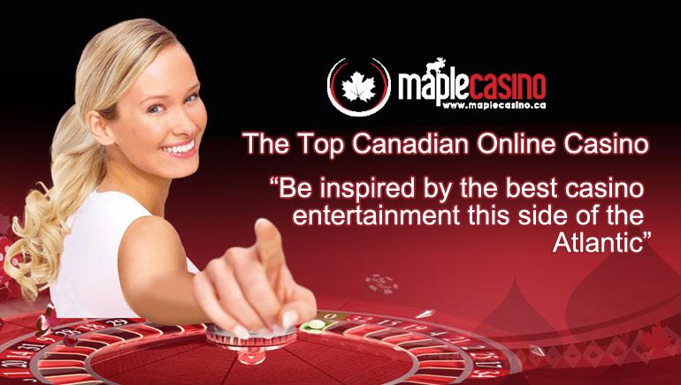 Maple Casino distribue gratuitement de l'argent