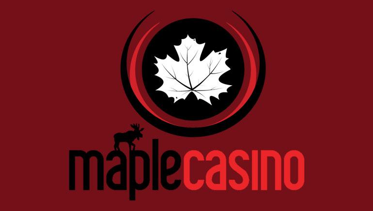 Vous êtes chaleureusement bienvenus à Maple Casino