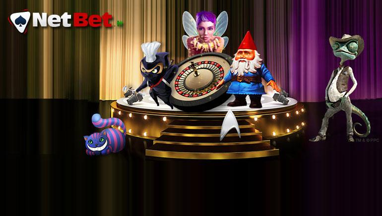 NetBet Casino a les Promotions pour passer un bon moment