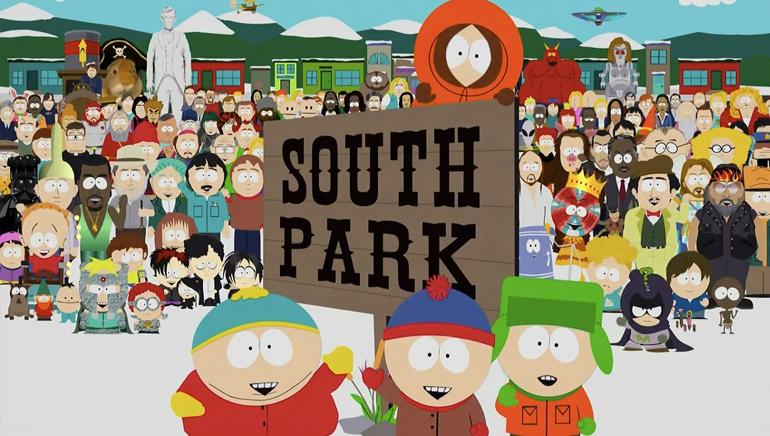 Venez jouer en ligne aux machines à sous South Park