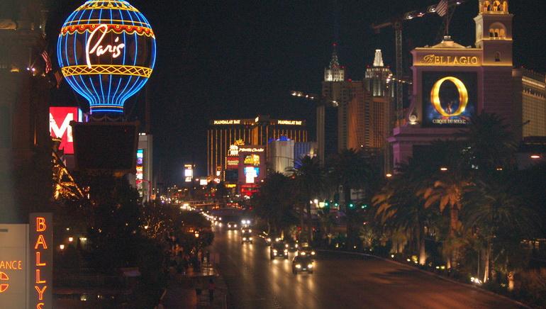 Choisir un hôtel et casino à Las Vegas