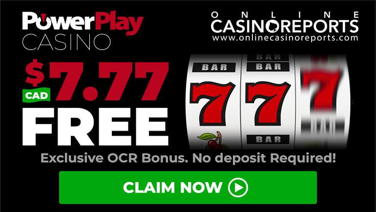 Pars à l'Aventure avec une Offre Sans Dépôt de PowerPlay Casino