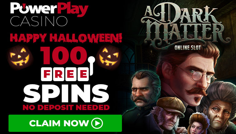 Obtiens l'Ultime Bonus Halloween de Powerplay Casino