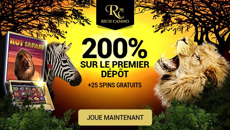 Rich Casino Quebec
