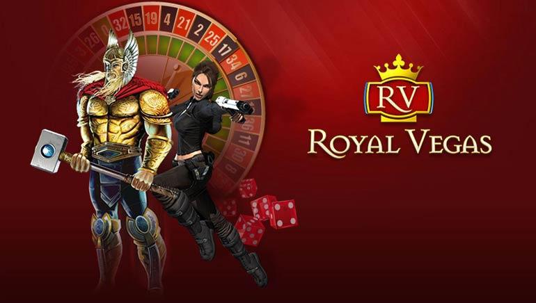 Profitez d'un Vrai Traitement Royal chez Royal Vegas Casino