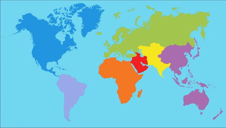 Trouvez votre pays